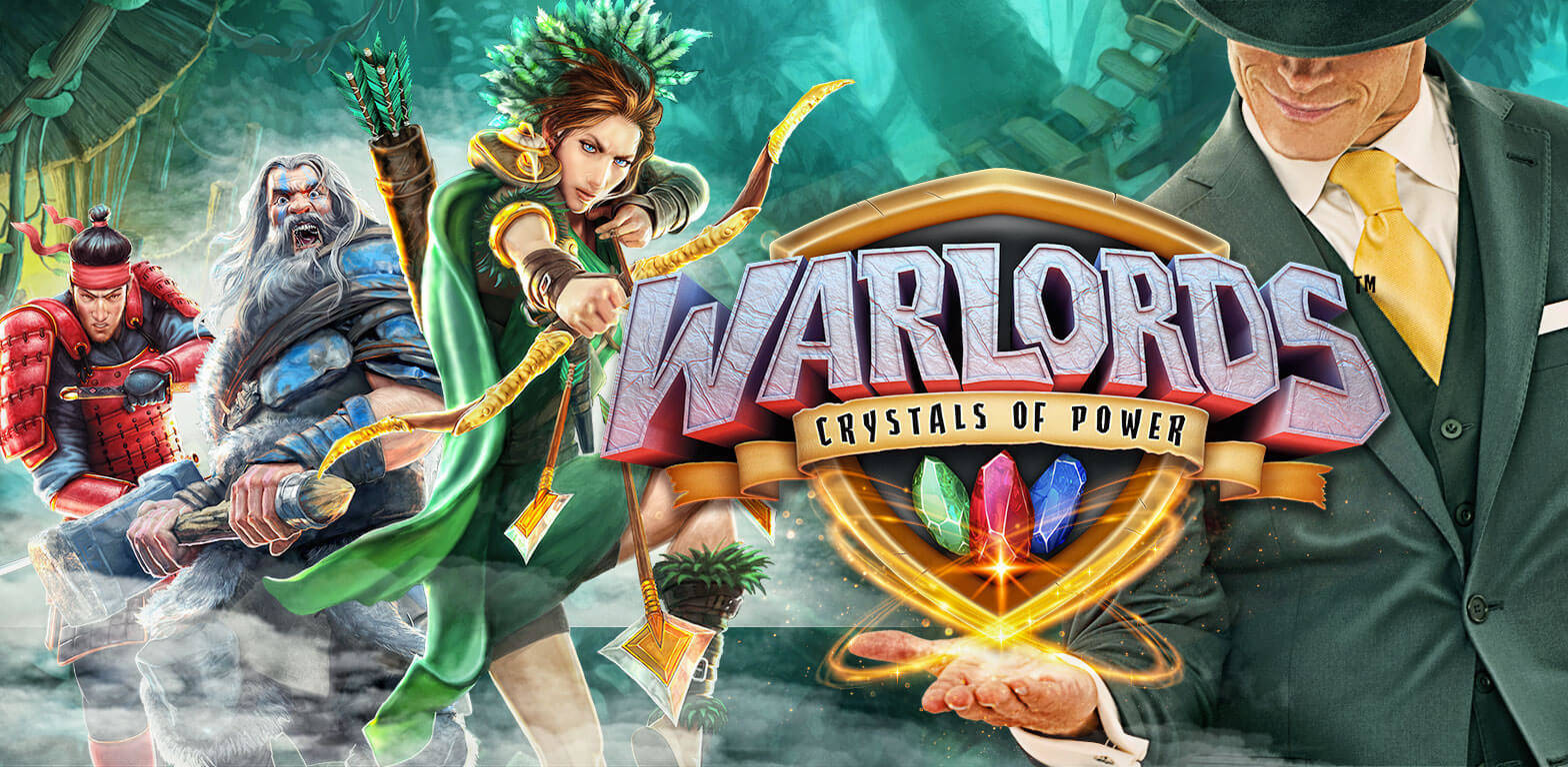 Why Play Warlords Slot With MrGreen?