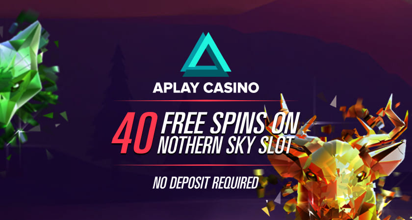 Aplay Casino No Deposit Bonus