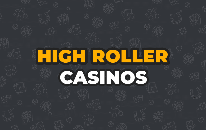The Best Online Casinos for High Rollers and VIP Players
