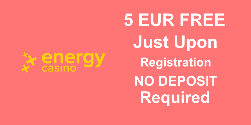 Energy Casino No Deposit