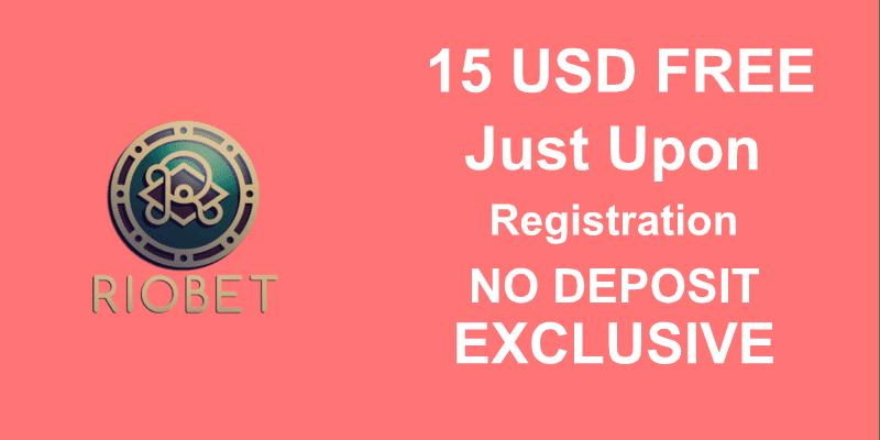 Riobet No Deposit $15