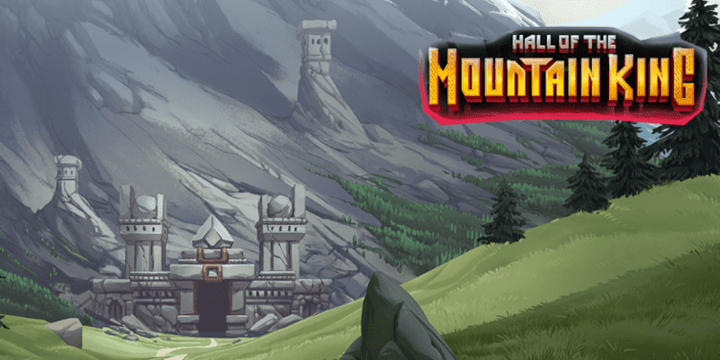 Hall of the Mountain King by Quickspin new release