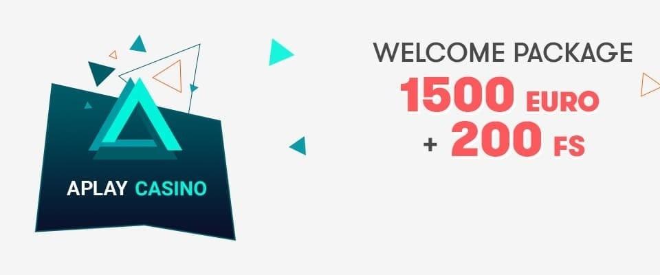 APlay Casino Welcome Bonus Package