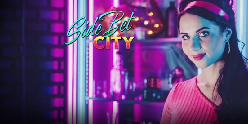Side bet City Poker by Evolution Gaming