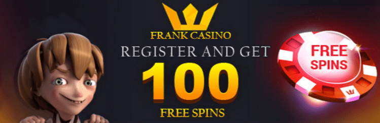 Frank casino free spins