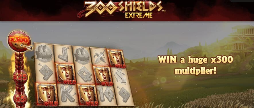 300 Shields Extreme by NextGen