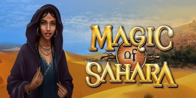 Magic of Sahara by Microgaming