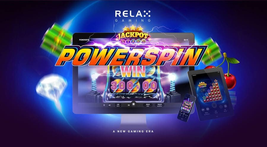 Power Spin from Relax Gaming