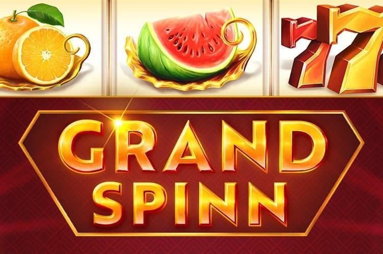 Grand spinn From NetEnt