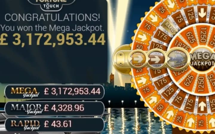 Highest jackpot has been won on Gladitor Jackpot Slot.