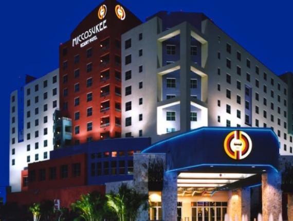 USA: $ 5.3 million was at Miccosukee Resort & Gaming