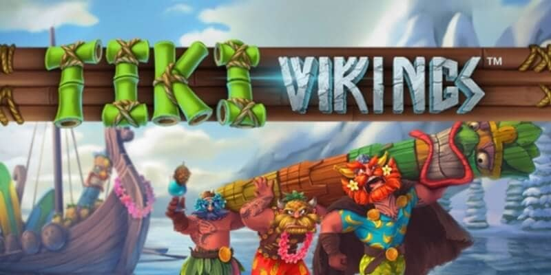 Tiki Vikings from Microgaming