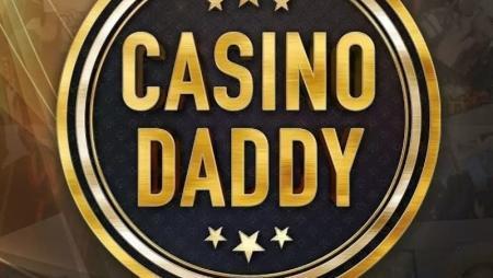 Casinodaddy-falska pengar streamers