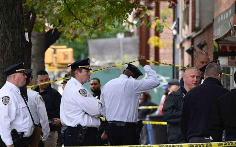 New York: shooting at illegal gambling club – 4 people died