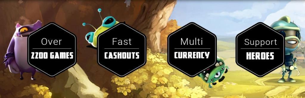 Bitstarz casino benefits