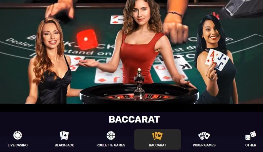 Table games at playamo casino