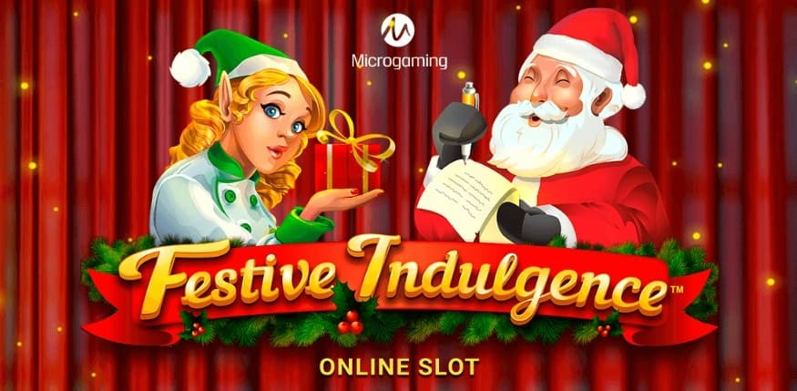 Festive Indulgence from Microgaming