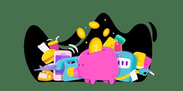 Benefits of the welcome bonus