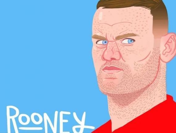 English football star Wayne Rooney warns of gambling addiction