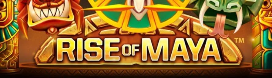 Rise of Maya by NetEnt