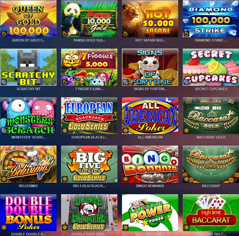 Zigzag777 casino casual games