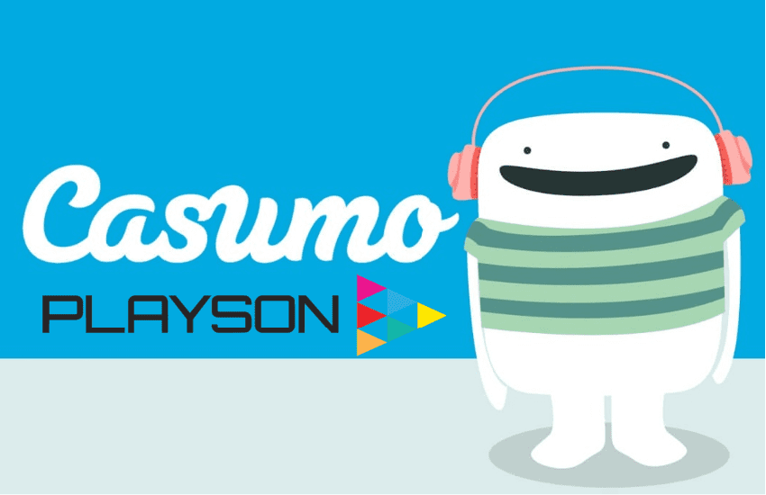 Playson and Casumo casino agree to cooperate