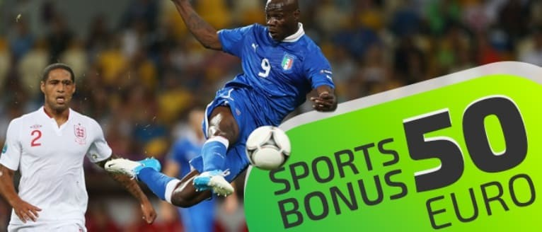 Welcome Bonus at ivicasino Sport