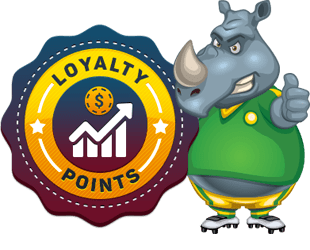 Zigzag777 casino Loyality points