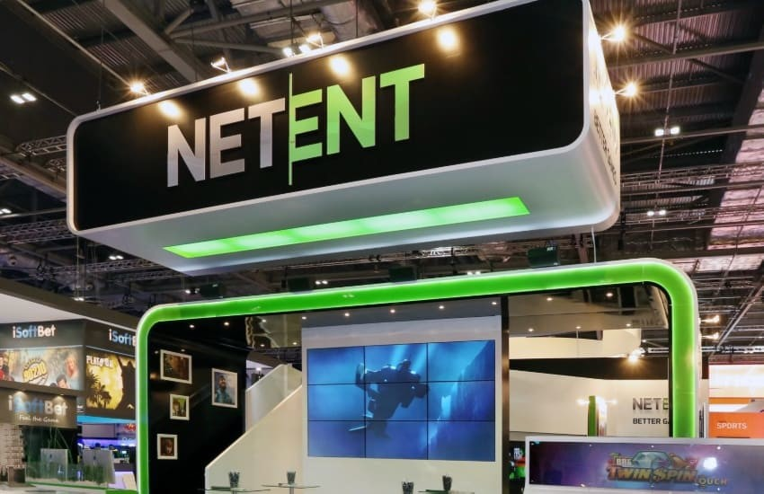 NetEnt announced community jackpot system at ICE 2020