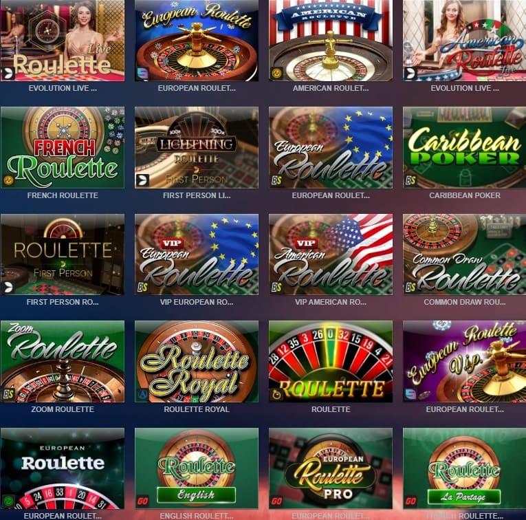 Zigzag777 casino roulette