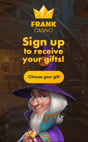 Frank Casino Bonus Deposit