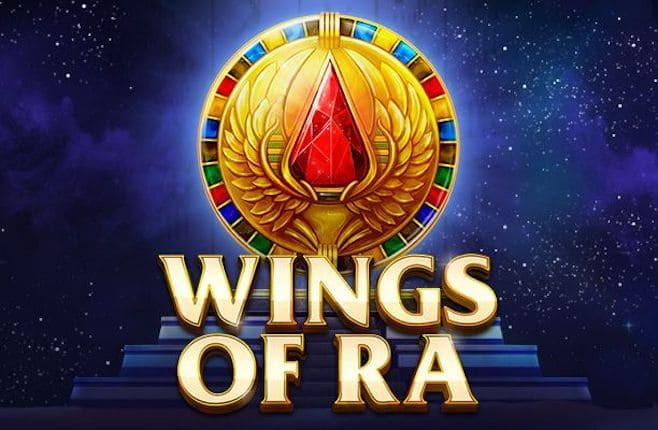 Wings of Ra slot by Red Tiger