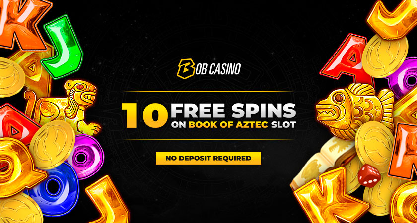 Bob Casino No Deposit Free Spins 2021