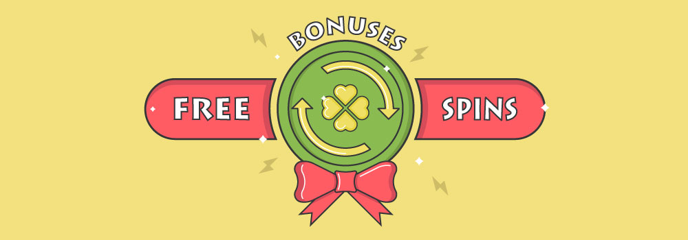 Free spins bonuses and bonus codes