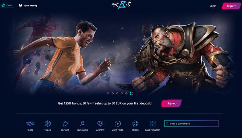 Online Casino MrBit