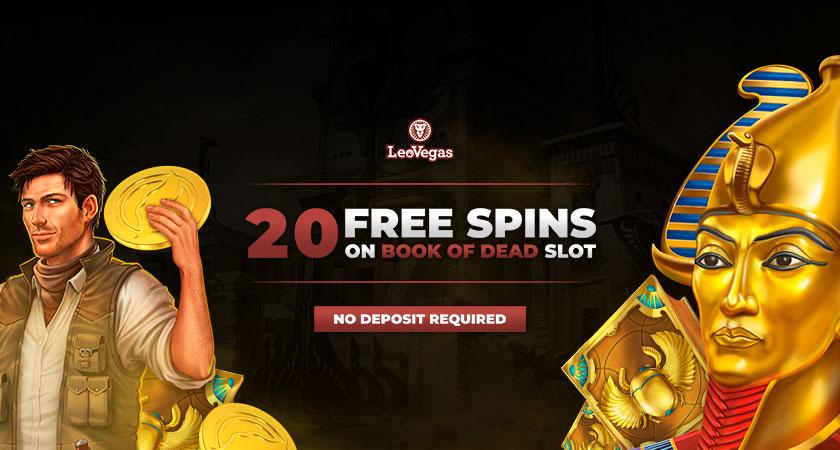 LeoVegas Casino No Deposit 2021