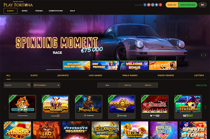 Play Fortuna Casino Review & Ratings