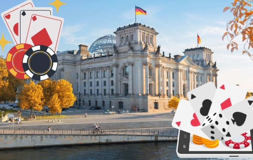 Online Gambling Situation on German Market
