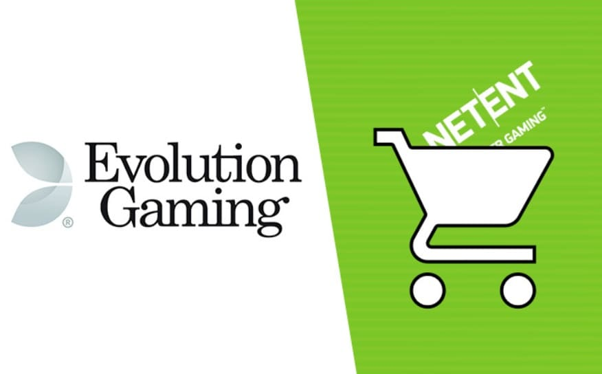 Evolution Gaming & Netent Deal