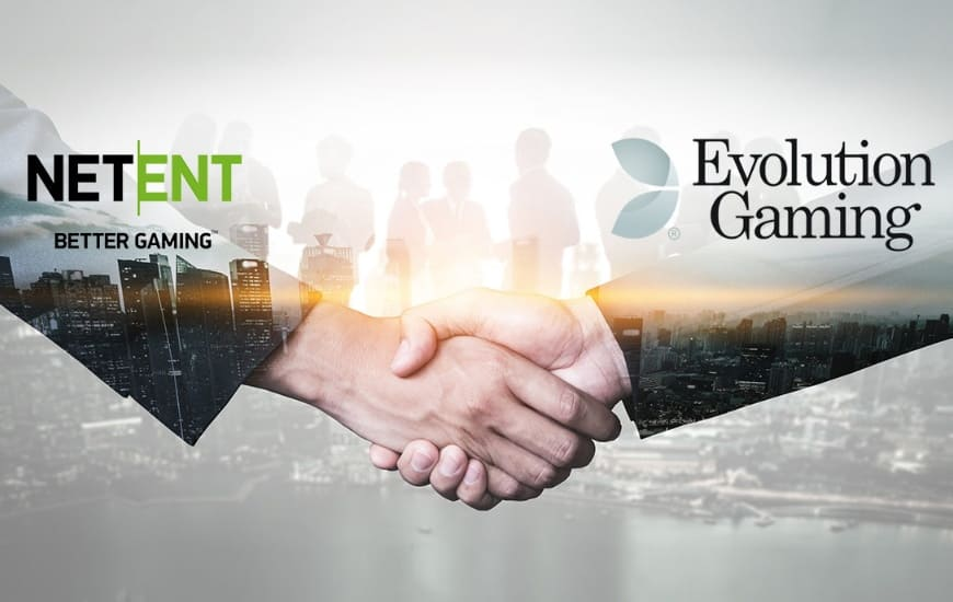 Evolution Gaming plans to acquire NetEnt