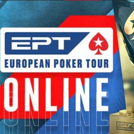 PokerStars launches EPT 2020 online